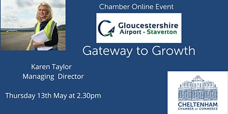 Gloucestershire Airport - Gateway to Growth tickets
