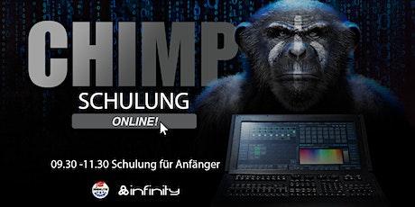 Chimp  Online Schulung Deutsch – Anfänger Tickets