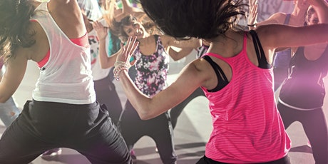 Zumba Fitness sessions (all customers) tickets