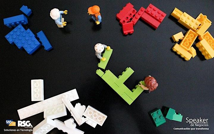 Imagen de Creatividad e Innovación para tu Negocio jugando con Lego