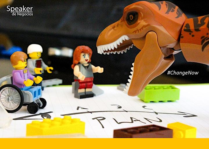 Imagen de Taller RE-Imagina tu futuro profesional jugando con Lego