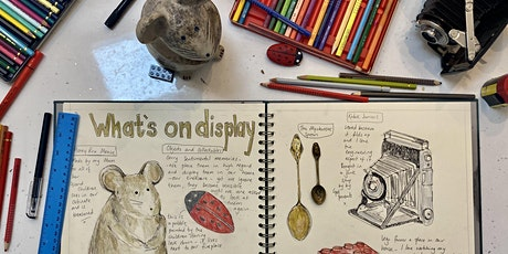 Our Precious Treasure -  drawing workshop, all abilities. Beginners welcome tickets