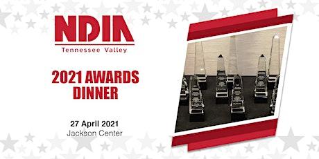 2021 NDIA-TVC Awards Dinner tickets