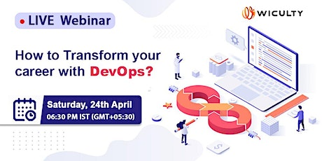 How to Transform your career with DevOps? | Live Webinar tickets