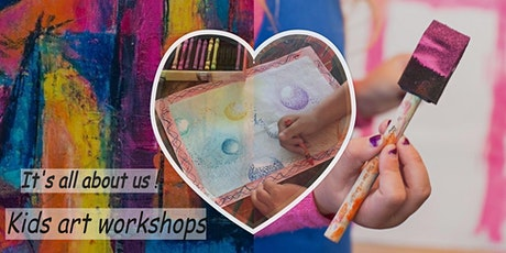 After School Painting Classes - Kids age 6-11 tickets