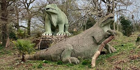 Dinosaur Ride tickets