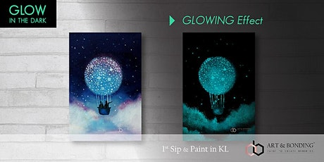 Glow Sip & Paint : Glow - Fly to the Stars tickets