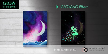 Glow Sip & Paint : Glow - Fairy's Love Sparkling tickets