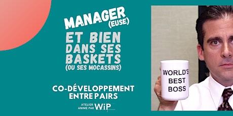 Co-développement  spécial Manager(euse) d'équipe billets