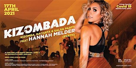 Kizombada Bachata, Salsa & Kizomba Party tickets