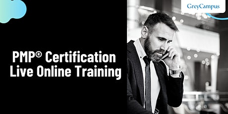 PMP® Certification Live Online Training in Boston tickets