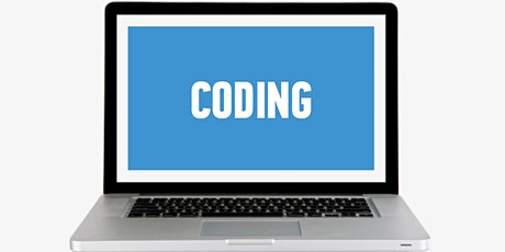Virtual Coding For Girls Summer Camp -Week of June 7 - 10, 2021 Cost:$19.99 Tickets