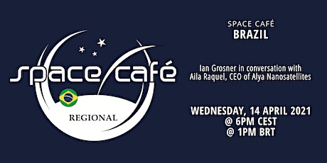 Space Café Brazil 02 by Ian Grosner tickets