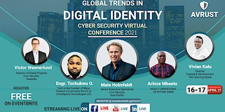 Cyber Security Virtual Conference entradas