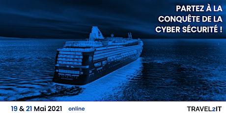 Travel2IT : Partez à la conquête de la Cyber sécurité ! billets