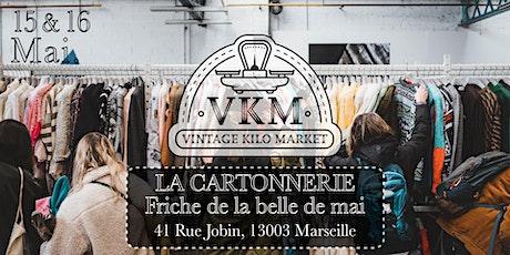 Vintage Kilo Market - Marseille billets