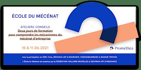 Atelier-Conseil - 10 & 11 juin 2021 tickets