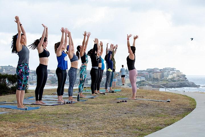Community Sunrise Yoga Class (free) image