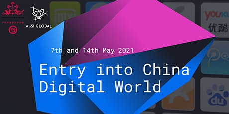 Entry into China Digital World (Breakfast webinars) ingressos