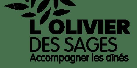 Olivier des Sages : Accompagner les aînés! billets
