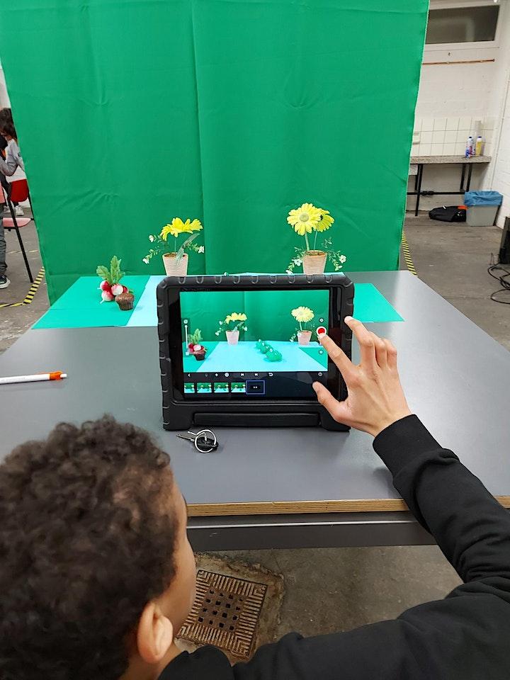 Afbeelding van Online Kidz Science  presenteert: maak je eigen Stop-Motion video