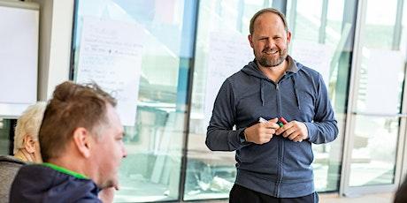 Jugend Innovativ: Richtig Bewerben & Talk like TED Tickets