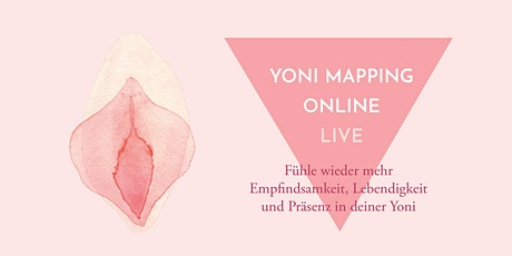 Online Yoni Mapping Workshop Tickets