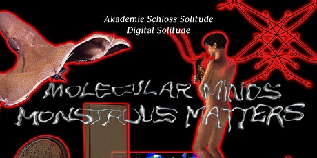 Molecular Minds // Monstrous Matters Desktop exhibition tour tickets