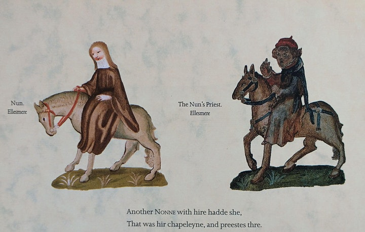 CHAUCER'S LONDON TO CANTERBURY PILGRIMAGE image
