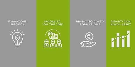 Webinar di presentazione del Fondo Nuove Competenze biglietti