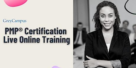 PMP® Certification Live Online Training in Denver tickets