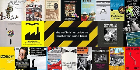Manchester Music: The Hacienda Years on Zoom tickets