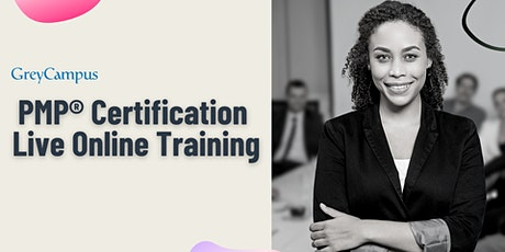PMP® Certification Live Online Training in Jacksonville tickets