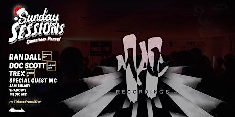 Sunday Sessions x Mac 2 Recs » Randall, Doc Scott, Trex tickets