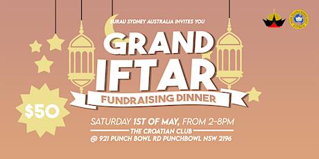 Grand Iftar | Fundraising Dinner tickets