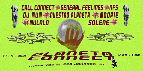 ✼ PLANETA CONNECT ✼ tickets