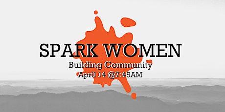 Spark Women: Building Community tickets