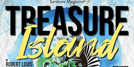Half Cut Theatre's Treasure Island @ The Crown Inn tickets