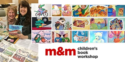 M&M Children's Book Workshop  with Melanie Hall and Megan Halsey