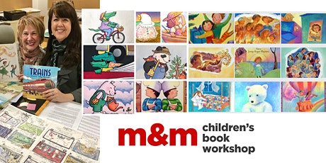 M&M Children's Book Workshop  with Melanie Hall and Megan Halsey tickets