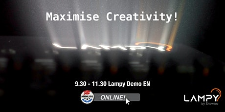LAMPY Online Session English - Demo Tickets