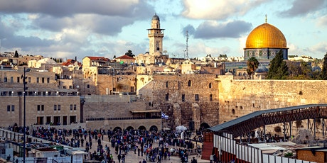 Virtual Guided Tour of Old and New Jerusalem tickets