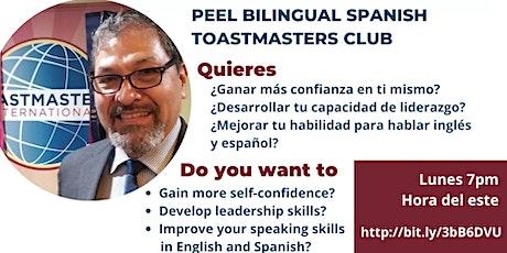 Peel Bilingual Spanish Club tickets