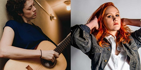Rachael Kilgour and Grace Pettis in Cambridge! tickets