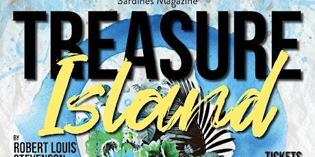 Half Cut Theatre's Treasure Island @ The Lodge 5pm tickets