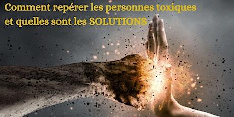 Repérer les personnes toxiques et résoudre la situation billets