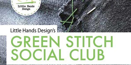Summer Term Green Stitch Social Club Online tickets