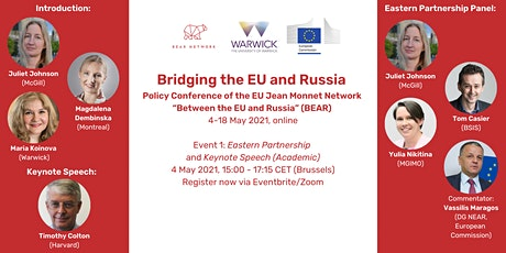 Bridging the EU and Russia: BEAR Network Policy Conference (Event 1) tickets