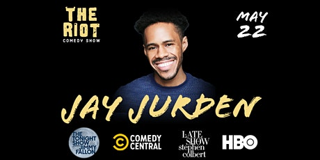 The Riot Standup Comedy Show presents Jay Jurden (NBC, HBO, Comedy Central) tickets