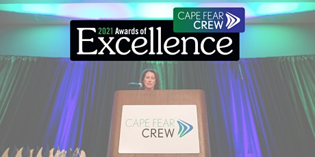 Cape Fear CREW 2021 Awards of Excellence tickets